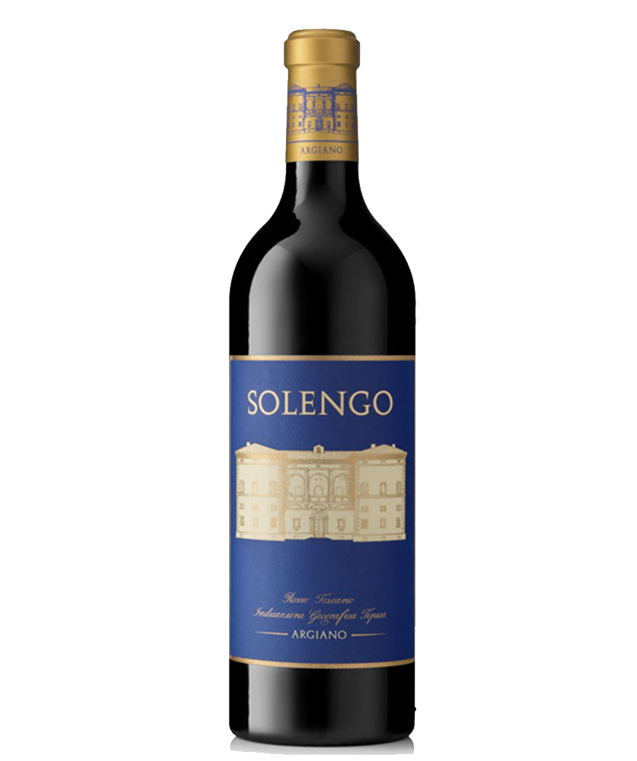 Argiano Solengo: the most exclusive wine from Argiano